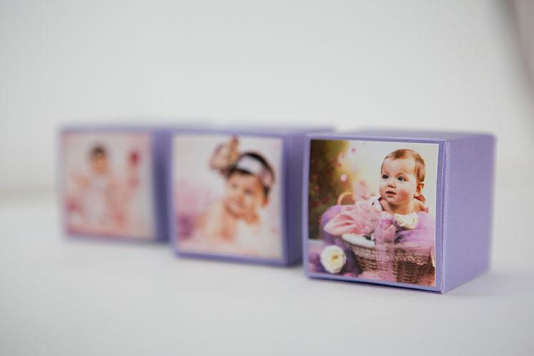 Scatoline di confetti – lilla