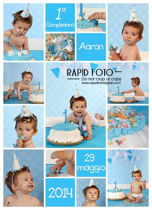 Aaron-1°Compleanno-126x91