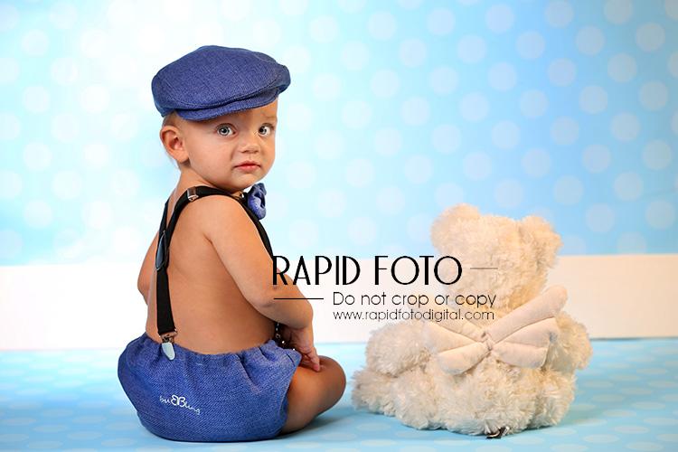 Rapid Foto bambini