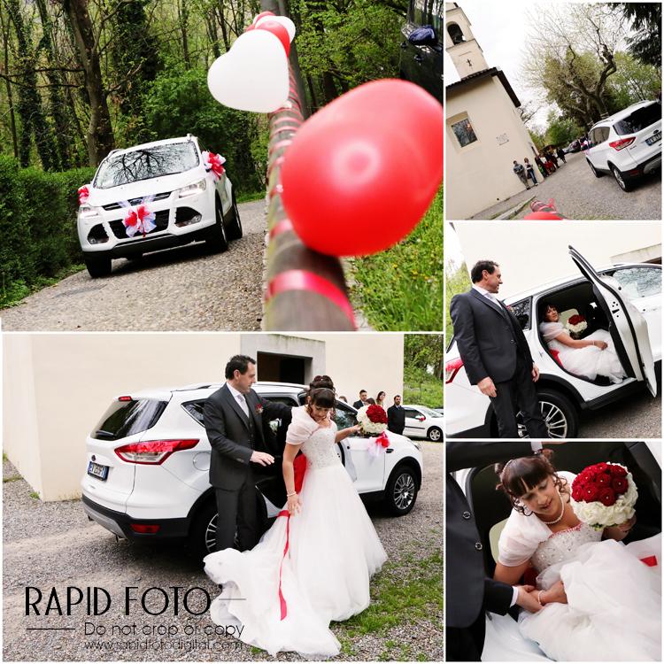 matrimonio rapid foto como